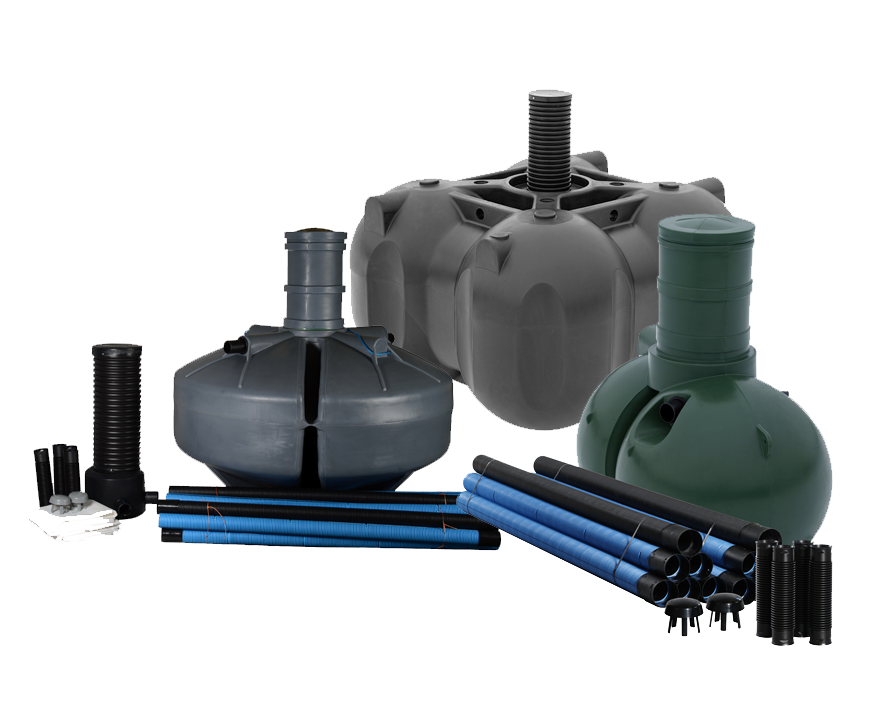 Rotomon jätevesijärjestelmät